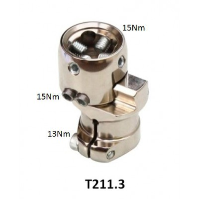 T211.3 - Adaptery przesuwne, zaciskowe