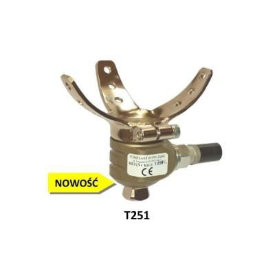 T251 -  Zamki do lejka protezowego silikonowego